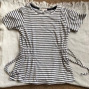 Cute stripped tee for Buckle